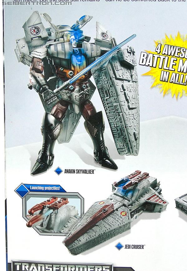 R2-D2 Anakin Skywalker 2009 STAR WARS Clone Wars 2 Pack Firing Force Blast RARE