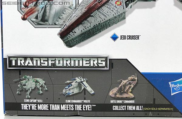 Star Wars Transformers Darth Vader (Star Destroyer) / Anakin Skywalker (Jedi Cruiser) (Darth Vader Star Destroyer Anakin Skywalker Jedi Cruiser) (Image #19 of 200)