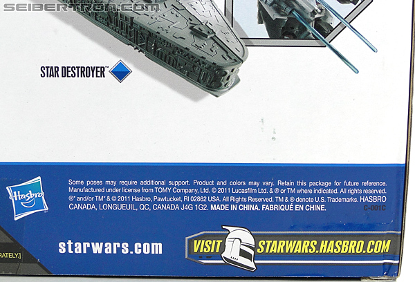 Star Wars Transformers Darth Vader (Star Destroyer) / Anakin Skywalker (Jedi Cruiser) (Darth Vader Star Destroyer Anakin Skywalker Jedi Cruiser) (Image #20 of 200)