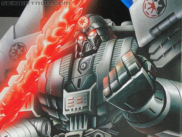 Star Wars Transformers Darth Vader (Star Destroyer) / Anakin Skywalker (Jedi Cruiser) (Darth Vader Star Destroyer Anakin Skywalker Jedi Cruiser) (Image #25 of 200)