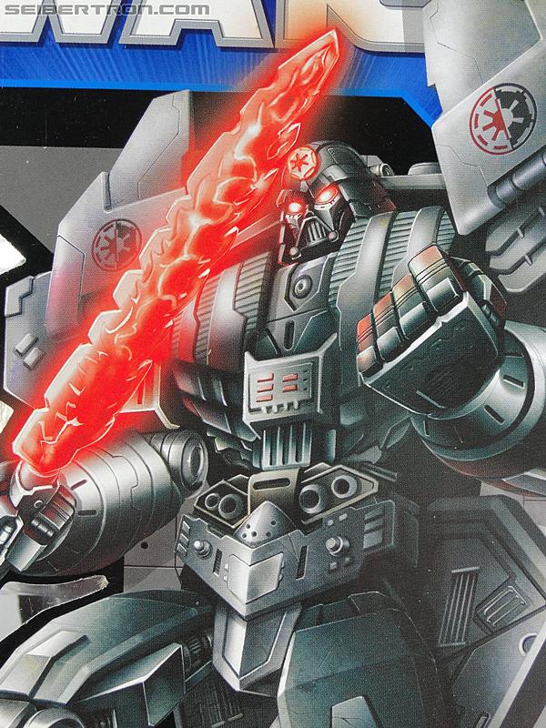 Star Wars Transformers Darth Vader (Star Destroyer) / Anakin Skywalker (Jedi Cruiser) (Darth Vader Star Destroyer Anakin Skywalker Jedi Cruiser) (Image #26 of 200)