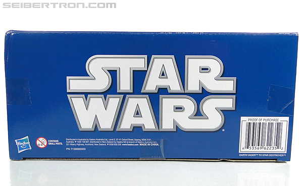 Star Wars Transformers Darth Vader (Star Destroyer) / Anakin Skywalker (Jedi Cruiser) (Darth Vader Star Destroyer Anakin Skywalker Jedi Cruiser) (Image #31 of 200)