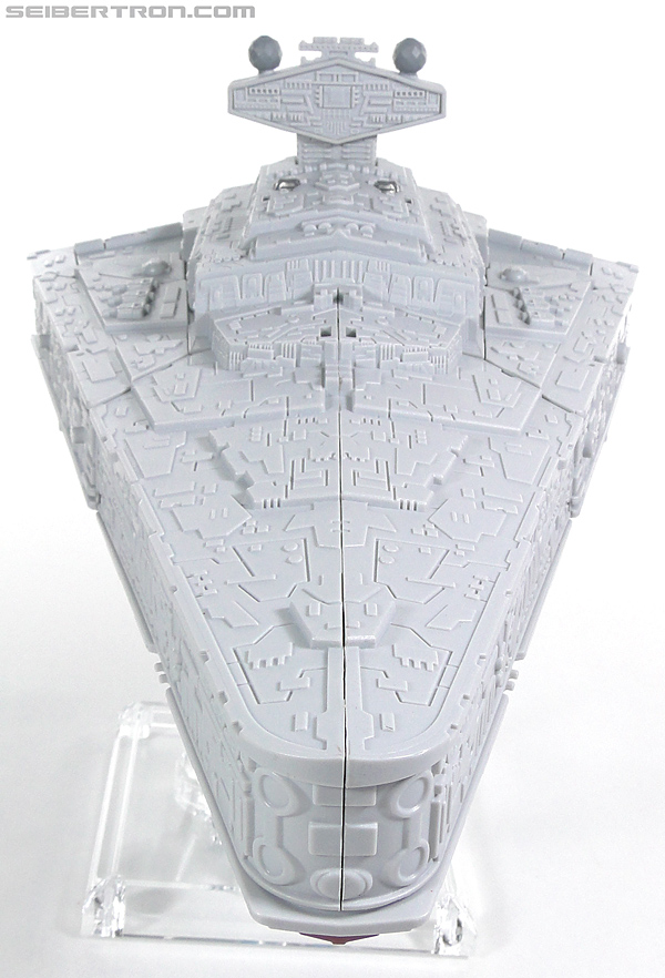 Star Wars Transformers Darth Vader (Star Destroyer) / Anakin Skywalker (Jedi Cruiser) (Darth Vader Star Destroyer Anakin Skywalker Jedi Cruiser) (Image #37 of 200)