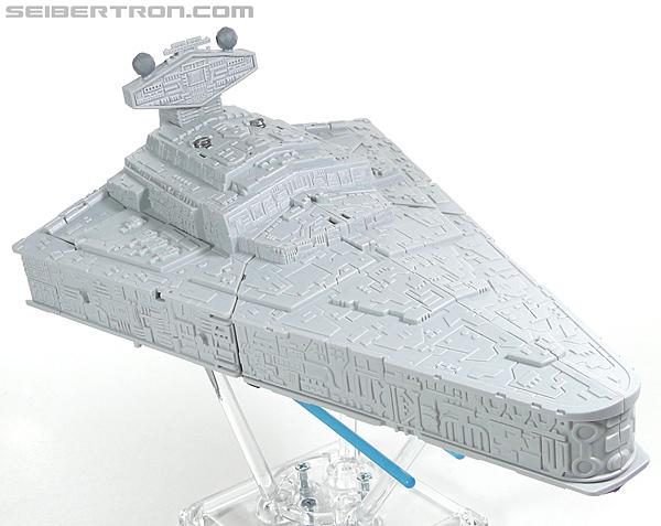 Star Wars Transformers Darth Vader (Star Destroyer) / Anakin Skywalker (Jedi Cruiser) (Darth Vader Star Destroyer Anakin Skywalker Jedi Cruiser) (Image #39 of 200)