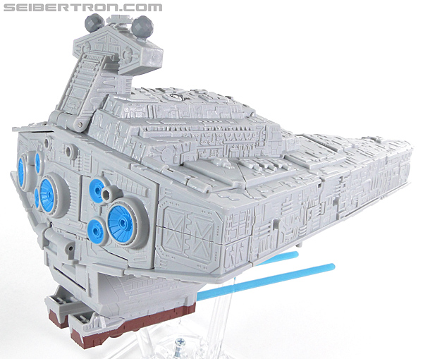 Star Wars Transformers Darth Vader (Star Destroyer) / Anakin Skywalker (Jedi Cruiser) (Darth Vader Star Destroyer Anakin Skywalker Jedi Cruiser) (Image #43 of 200)