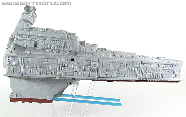 Star Wars Transformers Darth Vader (Star Destroyer) / Anakin Skywalker (Jedi Cruiser) (Darth Vader Star Destroyer Anakin Skywalker Jedi Cruiser) (Image #45 of 200)