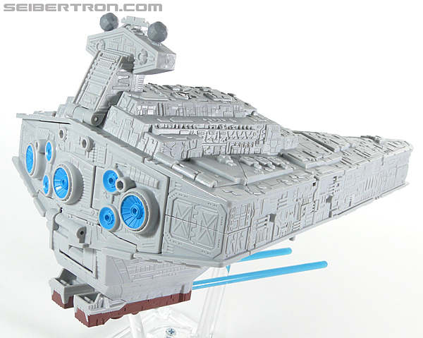 Star Wars Transformers Darth Vader (Star Destroyer) / Anakin Skywalker (Jedi Cruiser) (Darth Vader Star Destroyer Anakin Skywalker Jedi Cruiser) (Image #46 of 200)