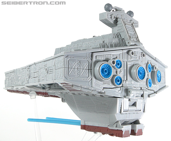 Star Wars Transformers Darth Vader (Star Destroyer) / Anakin Skywalker (Jedi Cruiser) (Darth Vader Star Destroyer Anakin Skywalker Jedi Cruiser) (Image #49 of 200)