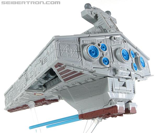 Star Wars Transformers Darth Vader (Star Destroyer) / Anakin Skywalker (Jedi Cruiser) (Darth Vader Star Destroyer Anakin Skywalker Jedi Cruiser) (Image #50 of 200)
