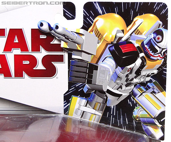 Star Wars Transformers Y-Wing Pilot (Y-Wing) (Image #2 of 84)