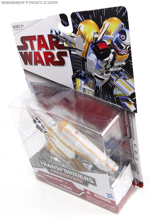 Star Wars Transformers Y-Wing Pilot (Y-Wing) (Image #12 of 84)