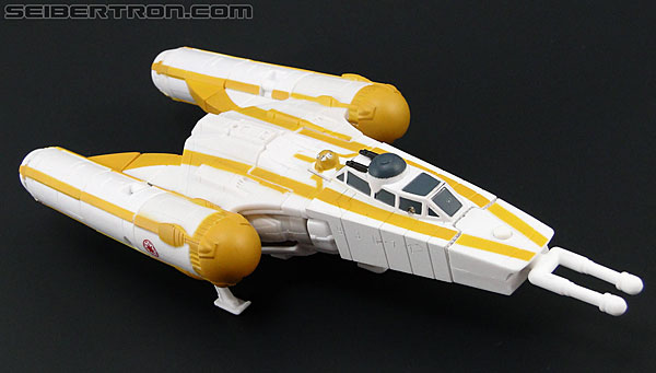 Star Wars Transformers Y-Wing Pilot (Y-Wing) (Image #17 of 84)
