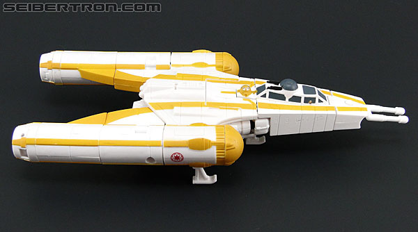 Star Wars Transformers Y-Wing Pilot (Y-Wing) (Image #19 of 84)
