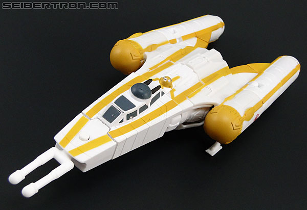 Star Wars Transformers Y-Wing Pilot (Y-Wing) (Image #25 of 84)