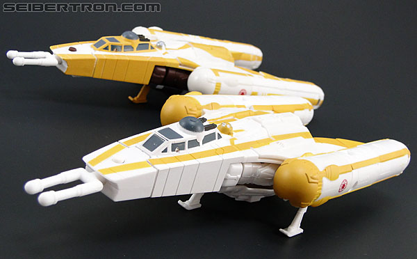 Star Wars Transformers Y-Wing Pilot (Y-Wing) (Image #33 of 84)