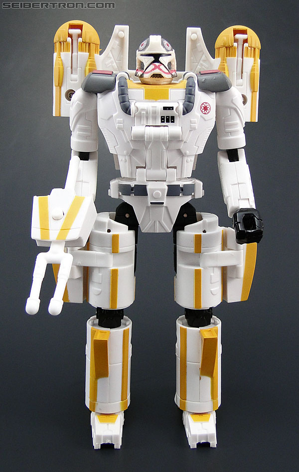 Star Wars Transformers Y-Wing Pilot (Y-Wing) (Image #36 of 84)