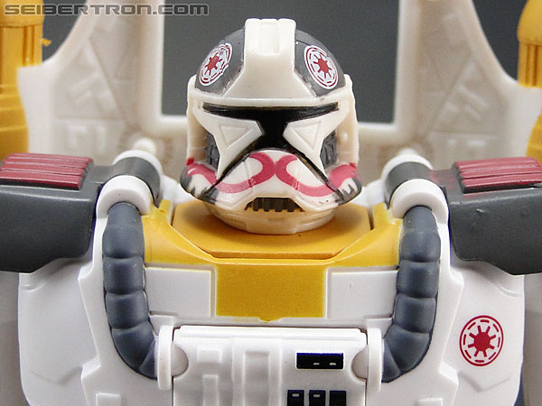 Star Wars Transformers Y-Wing Pilot (Y-Wing) gallery
