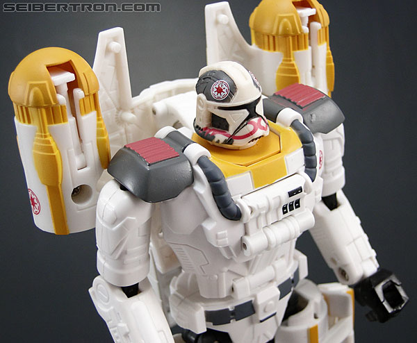 Star Wars Transformers Y-Wing Pilot (Y-Wing) (Image #39 of 84)