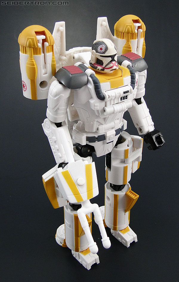 Star Wars Transformers Y-Wing Pilot (Y-Wing) (Image #41 of 84)