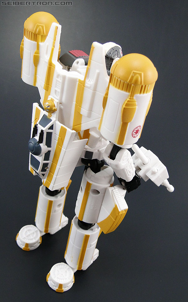 Star Wars Transformers Y-Wing Pilot (Y-Wing) (Image #43 of 84)