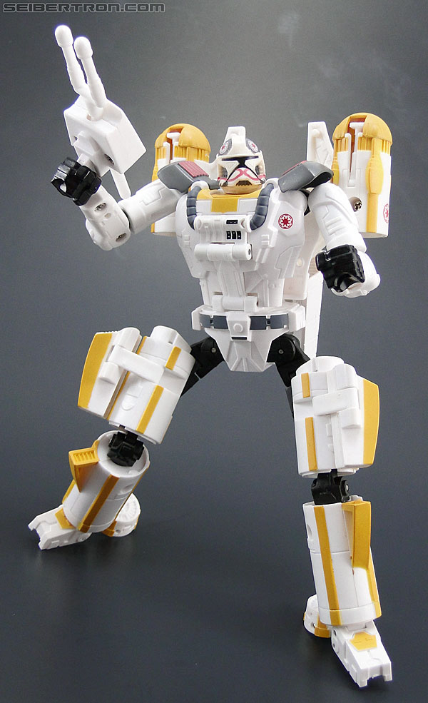 Star Wars Transformers Y-Wing Pilot (Y-Wing) (Image #62 of 84)