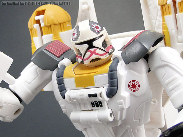 Star Wars Transformers Y-Wing Pilot (Y-Wing) (Image #64 of 84)