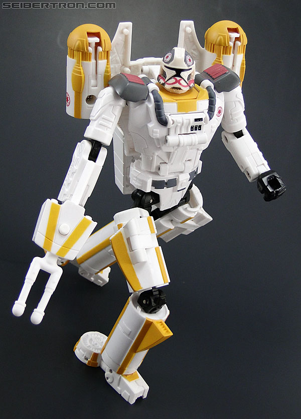 Star Wars Transformers Y-Wing Pilot (Y-Wing) (Image #74 of 84)