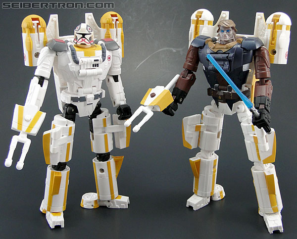 Star Wars Transformers Y-Wing Pilot (Y-Wing) (Image #77 of 84)