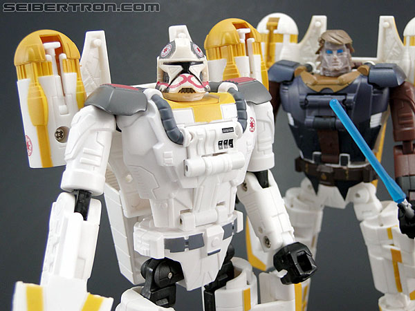 Star Wars Transformers Y-Wing Pilot (Y-Wing) (Image #78 of 84)