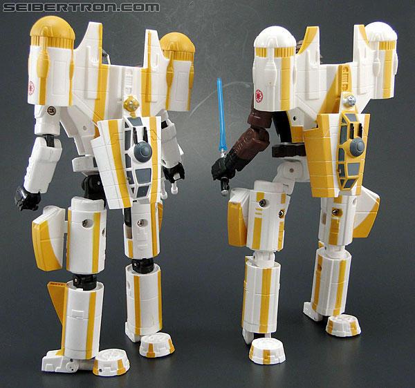 Star Wars Transformers Y-Wing Pilot (Y-Wing) (Image #82 of 84)