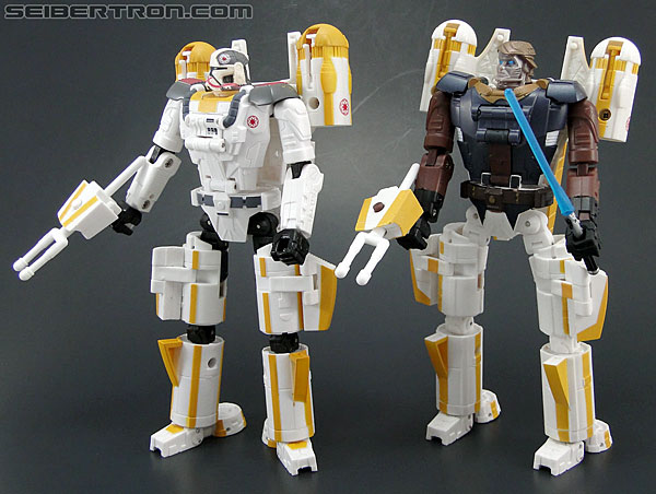 Star Wars Transformers Y-Wing Pilot (Y-Wing) (Image #83 of 84)