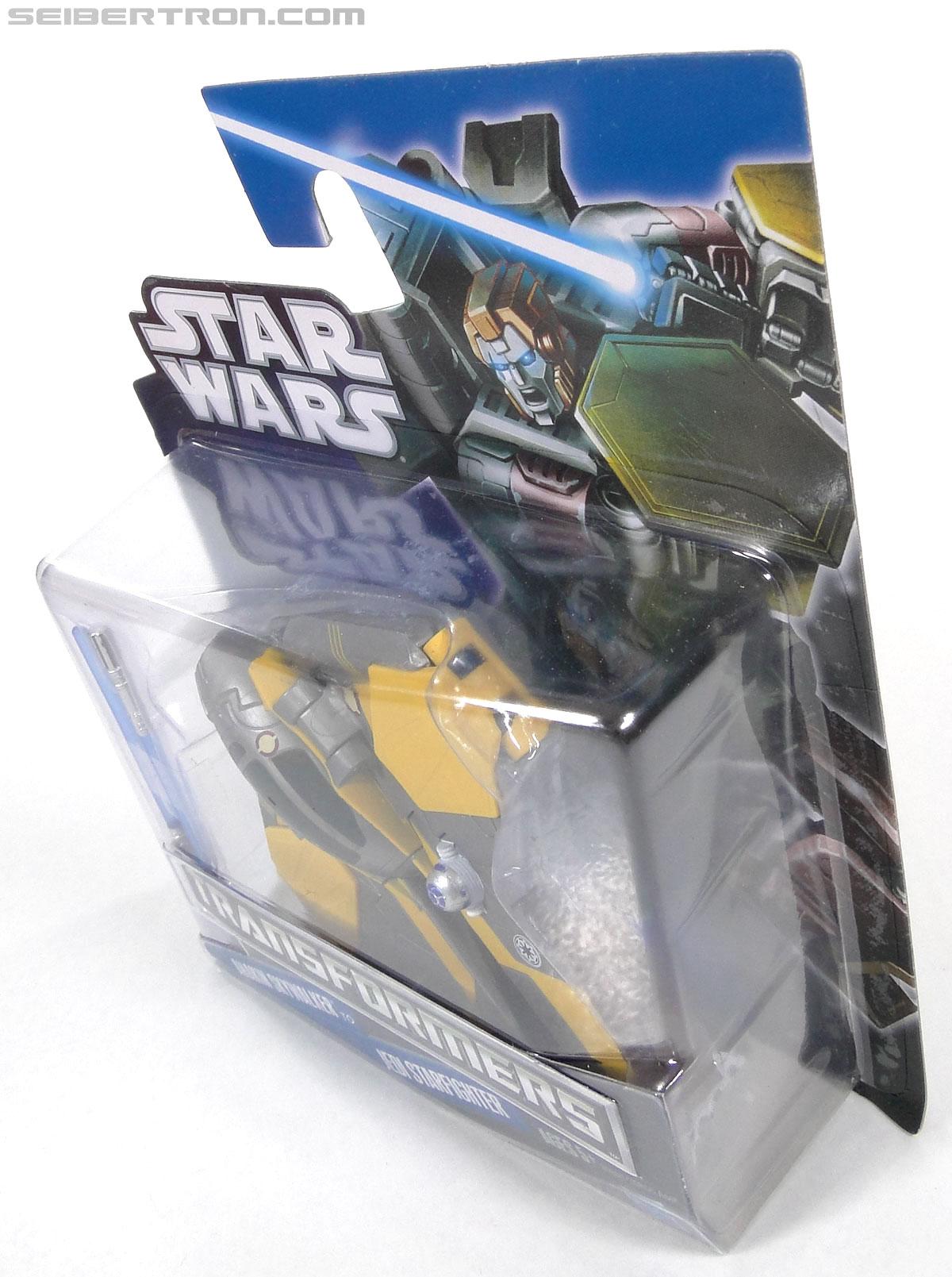 Star Wars Transformers Anakin Skywalker (Jedi Starfighter) (Image #10 of 95)
