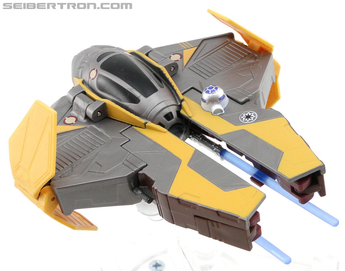 Star Wars Transformers Anakin Skywalker (Jedi Starfighter) (Image #21 of 95)