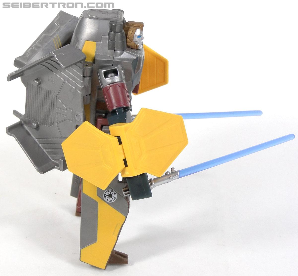 Star Wars Transformers Anakin Skywalker (Jedi Starfighter) (Image #50 of 95)
