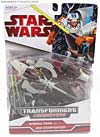Star Wars Transformers Ahsoka Tano (Jedi Starfighter) - Image #1 of 108
