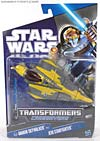 Star Wars Transformers Anakin Skywalker (Jedi Starfighter) - Image #1 of 108