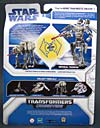 Star Wars Transformers Imperial Trooper (AT-AT) - Image #5 of 119