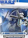 Star Wars Transformers Battle Droid (AAT) - Image #2 of 97