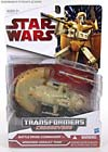 Star Wars Transformers Battle Droid Commader (Armored Assault Tank) - Image #1 of 85