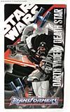 Star Wars Transformers Darth Vader (Death Star) - Image #17 of 166