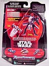 Star Wars Transformers Darth Maul (Sith Infiltrator) - Image #6 of 73