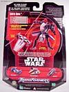 Star Wars Transformers Darth Maul (Sith Infiltrator) - Image #6 of 73