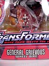Star Wars Transformers General Grievous (Wheel Bike) - Image #3 of 117