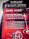 Star Wars Transformers General Grievous (Wheel Bike) - Image #19 of 117