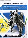 Star Wars Transformers General Grievous (Grievous Starfighter) - Image #9 of 82