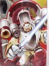 Star Wars Transformers Obi-Wan Kenobi (Jedi Starfighter with Hyperspace Docking Ring) - Image #4 of 149