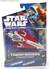 Star Wars Transformers Obi-Wan Kenobi (Jedi Starfighter) - Image #1 of 125