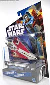Star Wars Transformers Obi-Wan Kenobi (Jedi Starfighter) - Image #12 of 125