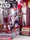 Star Wars Transformers Obi-Wan Kenobi (Jedi Starfighter) - Revenge of the Sith - Image #24 of 126