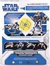 Star Wars Transformers Plo Koon (Jedi Starfighter) - Image #7 of 107